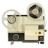 Vintage film projector Royalty Free Stock Photo
