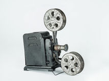 Vintage film projector Stock Photo