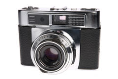 Vintage Film Rangefinder Camera Royalty Free Stock Image