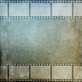 Vintage film strip frame Stock Images