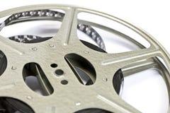 Vintage Film Strip and Reel. Hollywood Vintage Film Strip and Reel Royalty Free Stock Image