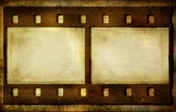 Vintage filmstrip Royalty Free Stock Photo