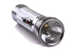 Vintage Flashlight Royalty Free Stock Photo