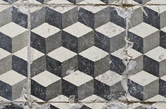 Vintage floor tiles Stock Photography