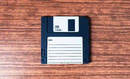 Vintage floppy disc background Royalty Free Stock Photography