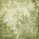 Vintage floral antique background theme Royalty Free Stock Images