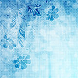 Vintage floral  background Royalty Free Stock Image