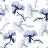 Vintage floral background Royalty Free Stock Photography