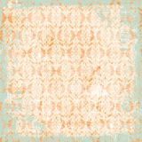 Vintage floral background christmas theme Royalty Free Stock Image