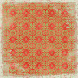 Vintage floral background christmas theme Stock Image