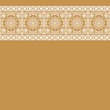 Vintage vector  floral  background for design Stock Images