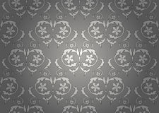 Vintage floral background pattern. Stock Photos