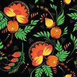 Vintage Floral Background Stock Photography