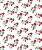 Vintage floral background royalty free illustration