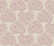 Vintage floral pattern Royalty Free Stock Image