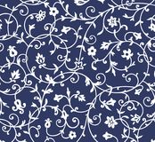 Vintage floral pattern. Rich ornament, old style pattern for wallpapers, textile, Scrapbooking etc Royalty Free Stock Photo