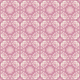 Vintage floral purple pattern Stock Image