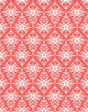 Vintage floral seamless background. Royalty Free Stock Photos