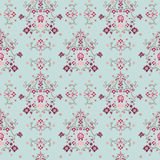 Vintage floral seamless background. Scalable vectorial image representing a vintage floral seamless background Royalty Free Stock Photos