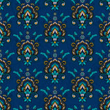 Vintage floral seamless pattern Royalty Free Stock Photos
