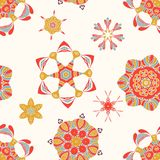 Vintage floral seamless pattern Royalty Free Stock Photography
