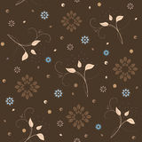 Vintage floral seamless pattern Royalty Free Stock Images