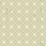 Vintage floral seamless pattern, neutral geometric abstract back Royalty Free Stock Photo