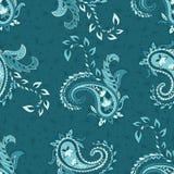 Vintage floral seamless pattern Stock Photos