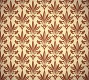 Vintage floral seamless pattern. Stock Images