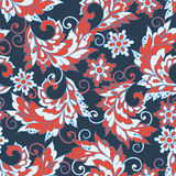Vintage floral seamless pattern. vector background. Vintage floral seamless pattern. colorful vector background Royalty Free Stock Photo