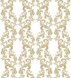 Vintage floral seamless pattern. Vector illustration Royalty Free Stock Images
