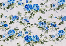 Vintage Floral textile pattern Stock Photo