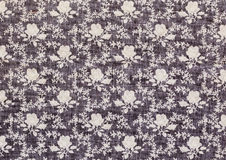 Vintage Floral textile pattern Royalty Free Stock Image