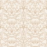 Italian Vintage Seamless Pattern for Wallpaper vector illustration