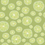 Vintage Flower Pattern Royalty Free Stock Image