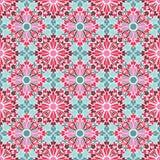 Vintage  flower seamless pattern. Royalty Free Stock Image