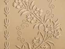 Vintage Flower Wallpaper Royalty Free Stock Photos