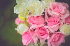 Vintage flowers Royalty Free Stock Photos