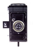 Vintage Folder Bellows Camera Royalty Free Stock Images