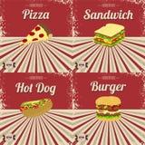 Vintage food theme Stock Photo