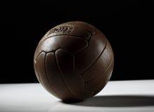Vintage football Stock Image