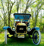 Vintage Ford Stock Photo