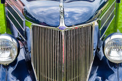 Vintage Ford Automobile Royalty Free Stock Images