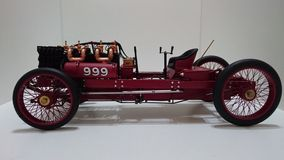 Vintage Ford 999 car. The first Ford car ever produced by Henry Ford for public roads Stock Images