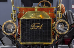 Vintage Ford clásico imagenes de archivo