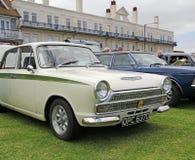 Vintage ford cortina lotus mk1 car Stock Photos