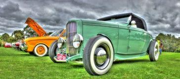vintage Ford des années 1930 Photo libre de droits