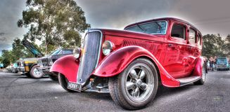 vintage Ford des années 1930 Photos stock