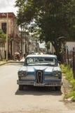 Vintage Ford Edsel Ranger Havana Royalty Free Stock Photos