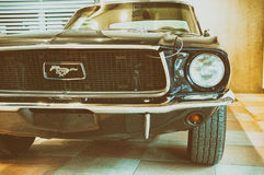 Vintage ford mustang 289 Stock Photos